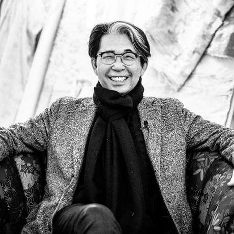 Kenzo Takada (Foto: Reprodução/Instagram)
