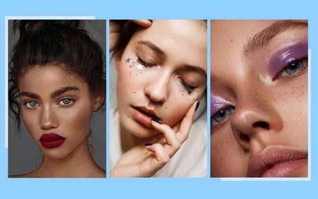 Maquiagem de Ano Novo: 6 ideias com as principais tendências de make