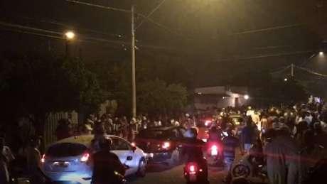 Baile funk teve até tiroteio em Ribeirão Preto