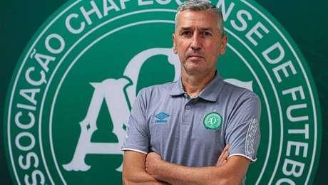 Gilson Sbeghen assumiu recentemente a presidência da Chapecoense e já vai ver seu time voltar à elite nacional