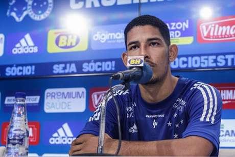 Zé Eduardo não foi aproveitado por nenhum treinador que esteve no Cruzeiro em 2020 e pode voltar a jogar no Rio Grande do Norte-(Gustavo Aleixo/Cruzeiro)