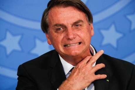 Bolsonaro em evento no Planalto  16/12/2020 REUTERS/Ueslei Marcelino