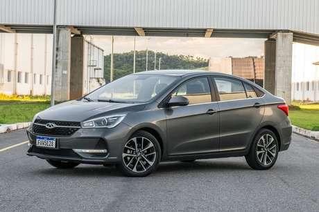 Arrizo 5: sedã compacto pode ser opção da Caoa para os órfãos do Ford Ka Sedan.