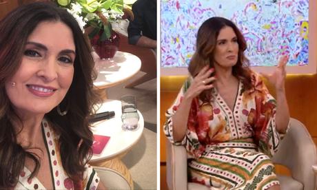 Fátima Bernardes (Foto: Instagram/TV Globo/Reprodução)