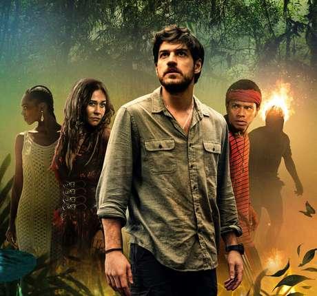 Série sobrenatural com Marco Pigossi ganha primeiro trailer