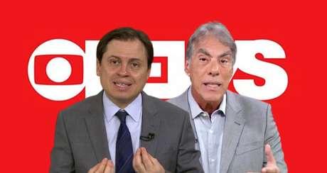 Gerson Camarotti e Demétrio Magnoli produziram rara oposição no jornalismo da GloboNews