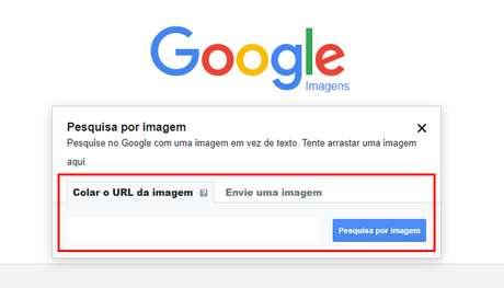 Processo para encontrar uma pessoa só pela foto no Google Imagens (Imagem: Reprodução/Google)