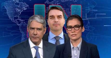 Flávio Bolsonaro conseguiu liminar proibindo a Globo de revelar detalhes da investigação das hipotéticas 'rachadinhas'