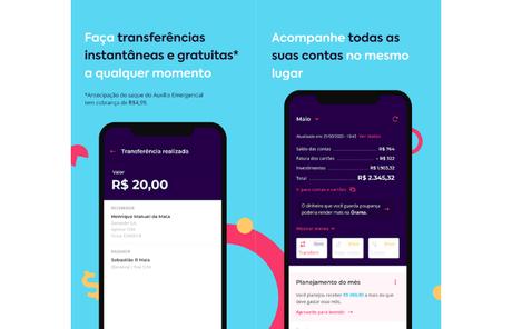 Guiabolso permite integrar conta bancária (Imagem: Divulgação/Guiabolso)