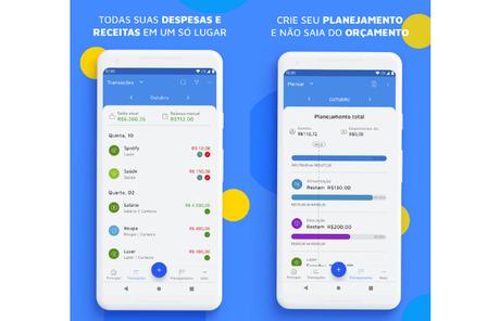 Mobills é um app de finanças pessoais (Imagem: Divulgação/Mobills)