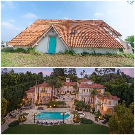 O empresário vendeu suas mansões da Califórnia e passou a ocupar uma das casas de uma vila perto da base texana da SpaceX