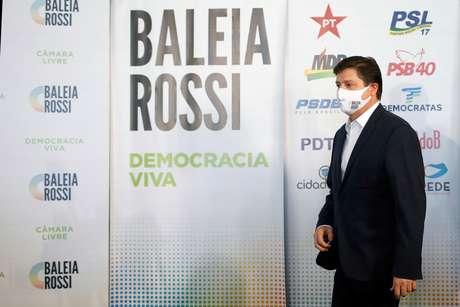 Após atritos com Maia, líder da bancada ruralista declara apoio a Baleia Rossi