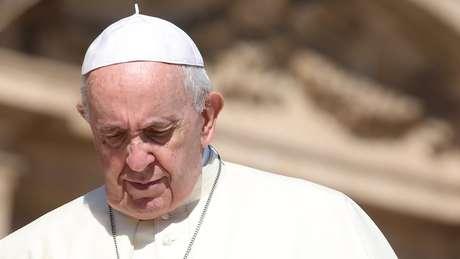 Quando virou papa, em 2013, Francisco pediu uma 'ação decisiva' sobre o tema