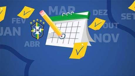 CBF projetas mudanças no calendário por final da Libertadores e Mundial de Clubes