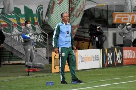 Lisca recusou o Cruzeiro, seguiu no América-MG, que está prestes a conseguir o acesso à primeira divisão-(João Zebral/América-MG)