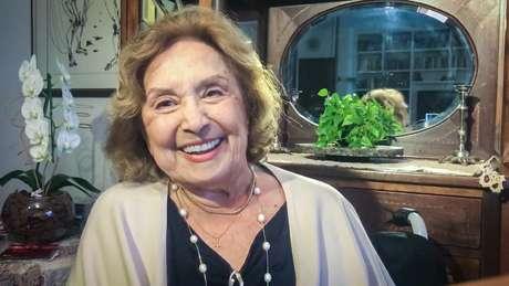 Eva Wilma é internada em São Paulo por causa de pneumonia