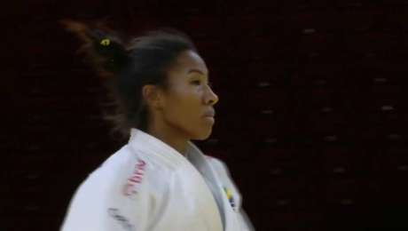 Ketleyn Quadros, judoca brasileira