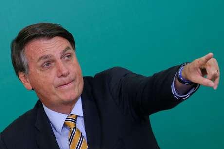 Presidente Jair Bolsonaro 17/11/2020 REUTERS/Adriano Machado
