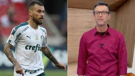 Lucas Lima e Neto já tiveram algumas 'tretas' no passado (Foto: Divulgação)