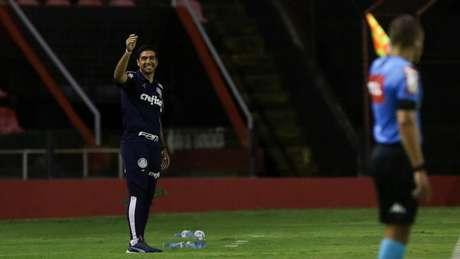 Palmeiras tem ótimos números defensivos com Abel Ferreira (Foto: Cesar Greco/ Ag. Palmeiras)