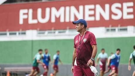 Ailton Ferraz vai comandar o Fluminense mais uma vez (Foto: LUCAS MERÇON / FLUMINENSE F.C)