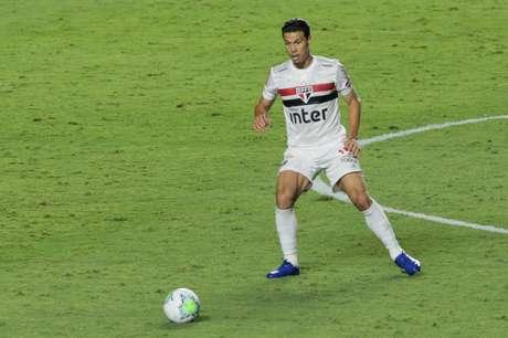 Hernanes é um dos trunfos do São Paulo para o título brasileiro