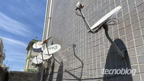 Sky começa a vender internet via satélite (Imagem: Lucas Braga/Tecnoblog)