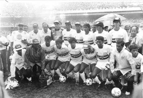 São Paulo, com Raí, Cafu, Zetti e companhia, venceu o Corinthians na edição do ano seguinte e se sagrou campeão
