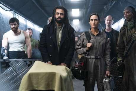 Expresso do Amanhã: Trailers revelam confronto da 2ª temporada