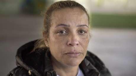 Ana Paula Rocha, mãe de Igor