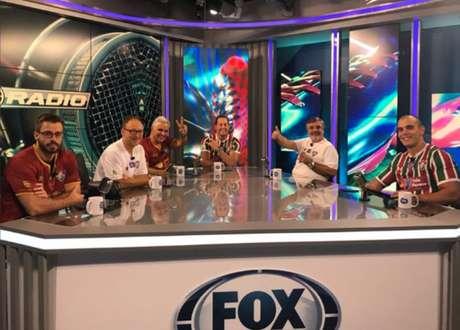 Humor, informação e debate: Fox Sports termina com um dos principais programas esportivos da TV fechada (Reprodução/Twitter)