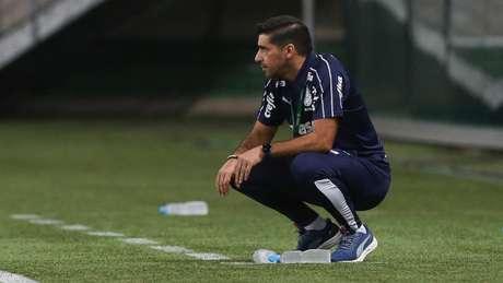 Abel Ferreira chegou na sua segunda final em menos de três meses no Palmeiras (Foto: Cesar Greco/Palmeiras)