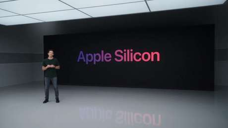 Apple Silicon (Imagem: reprodução/Apple)