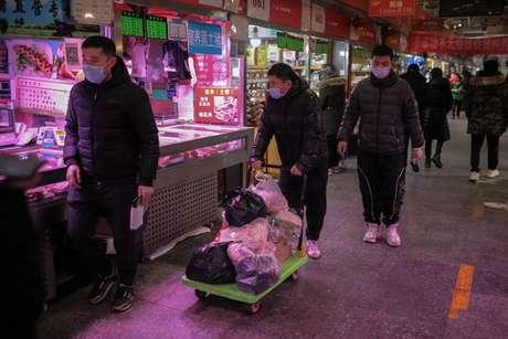 A província de Heilongjiang relatou quase 30 casos de Covid-19