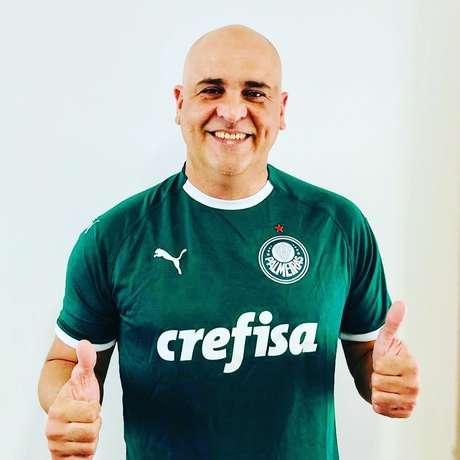 Ex-goleiro Marcos comemorou a classificação do Palmeiras