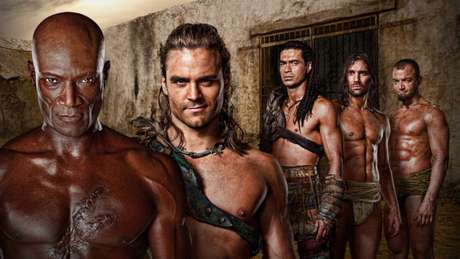 Spartacus (Imagem: Divulgação / Netflix)