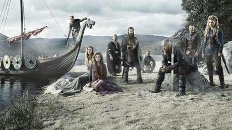 Vikings (Imagem: Divulgação / Netflix)
