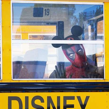 Ryan Reynolds brinca com presença de Deadpool 3 na Disney