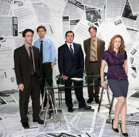 The Office foi a série mais vista em streaming em 2020