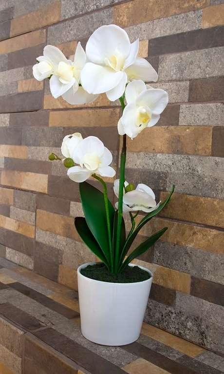 18. Vaso de orquídea – Via: Natalia Cruz
