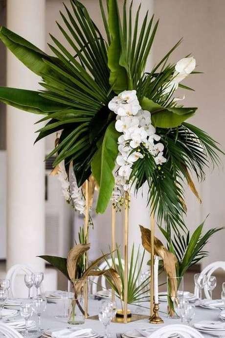 42. Vaso suspenso para orquídea – Via: Revista VD