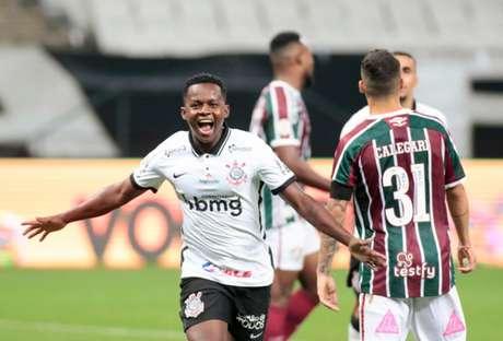 Fluminense acabou derrotado pelo Corinthians de goleada (Foto: Rodrigo Coca/Agência Corinthians)