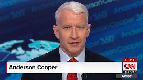 Anderson Cooper é o jornalista abertamente gay mais influente dos Estados Unidos