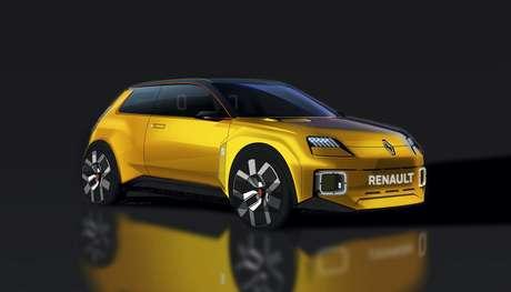 Renault pretende continuar sendo a marca líder de carros elétricos na Europa.