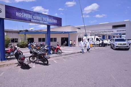 Hospital Geral de Roraima não tem mais vagas na UTI.