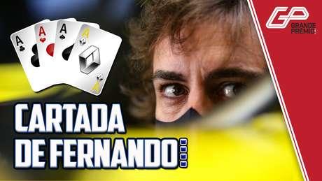 O pôquer de Fernando