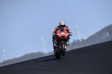 MotoGP 2020 Portugal Portimão Ducati Andrea Dovizioso