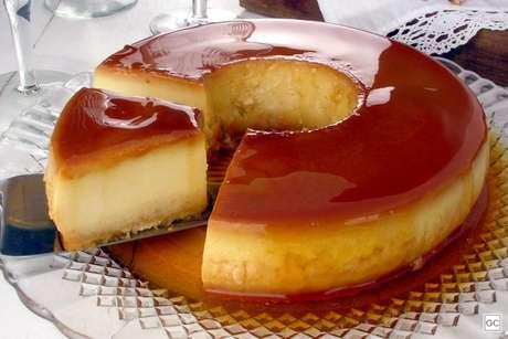 Guia da Cozinha - Pudim de amendoim: sobremesa fácil e deliciosa
