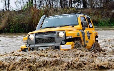Modelo genuinamente brasileiro, o T4 é extremamente elogiado pelos adeptos de off-road.
