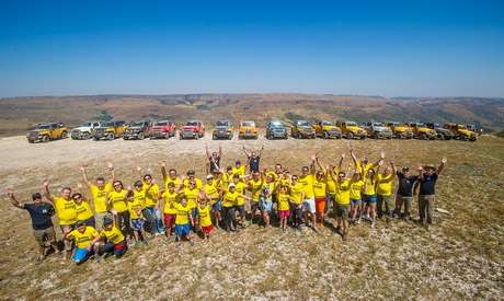 Com 25 anos de existência, a Troller conquistou uma legião de fãs por todo o Brasil.